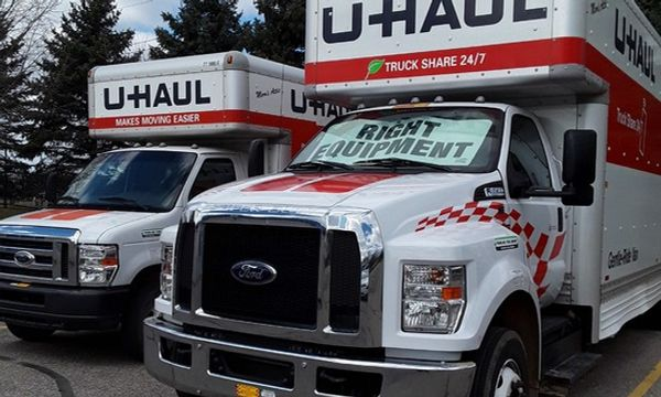 U-Haul Truck Rentals at U-Store Self Storage - Davison West