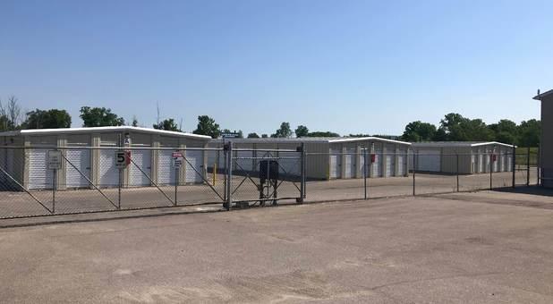 U-Store Self Storage - Fenton Gated Entrance