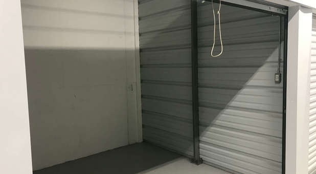 Inside look into one of our storage units