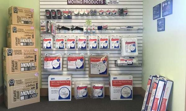 Packing and Moving Supplies Available at U-Store Self Storage - Fenton