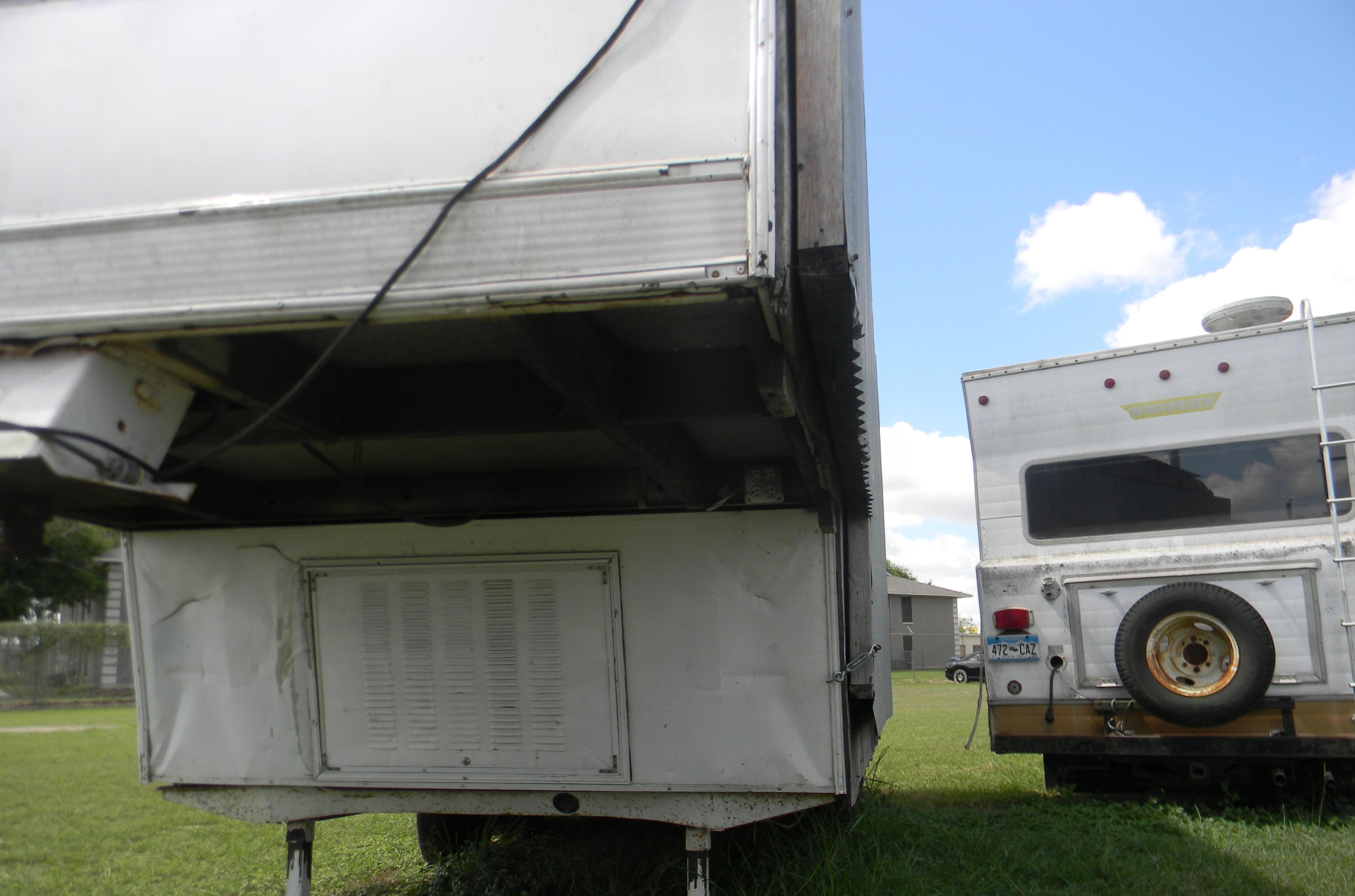 RV Storage in Beeville, TX