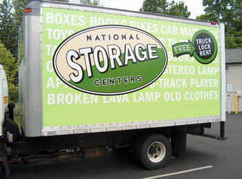 national storage moving truck