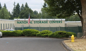 National Storage Centers - Vancouver