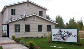 National Storage Centers Portland Office
