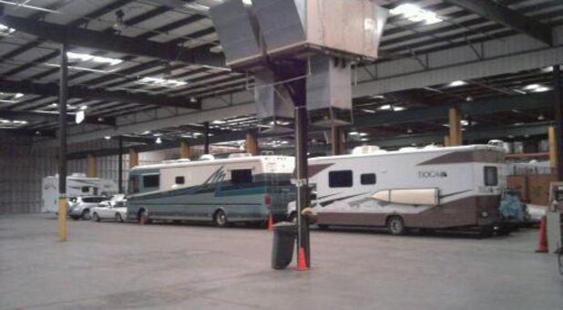 RV Storage Palm Springs, CA