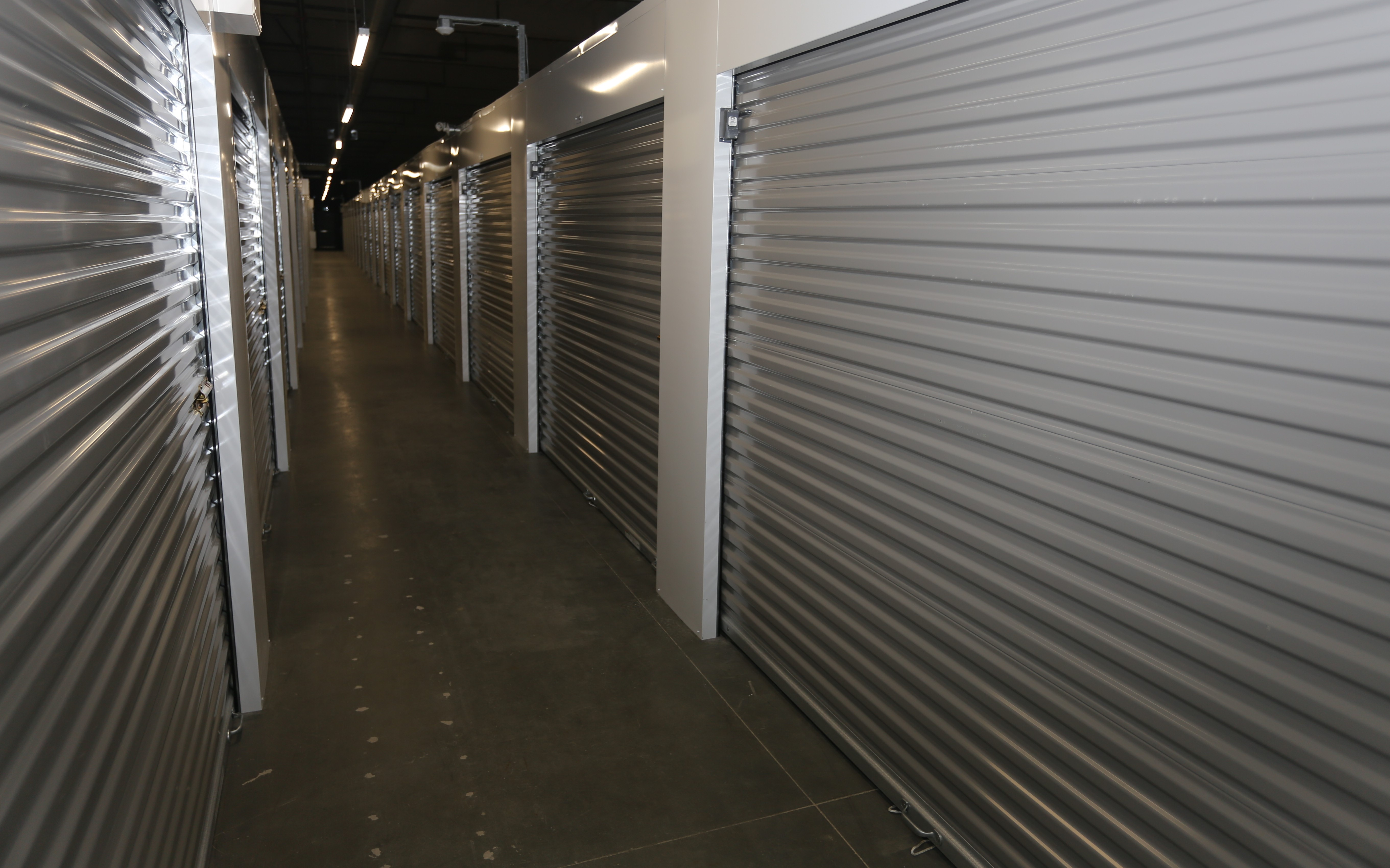 Climate control self storage in Mayfair, BC