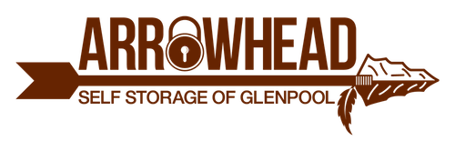 Arrowhead Self Storage of Glenpool logo