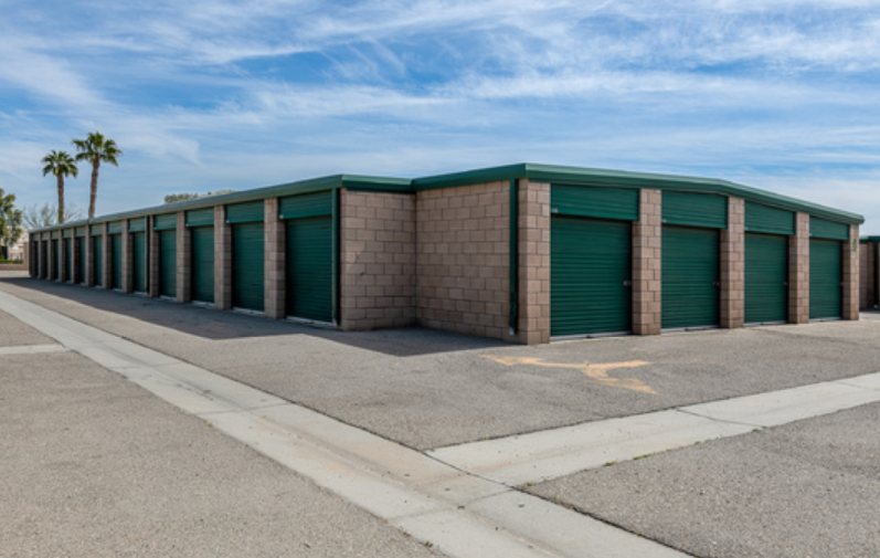 Secure Storage Indio, CA