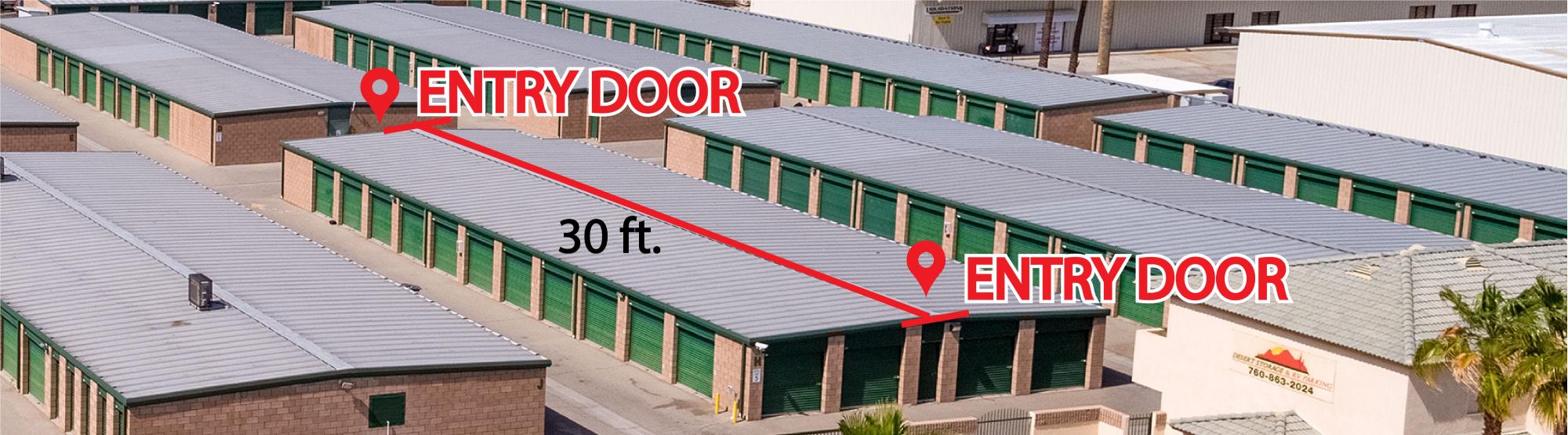 Storage Facility in Indio, CA