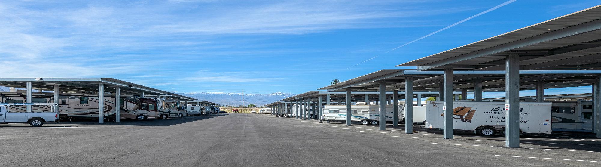 Vehicle Storage Indio, CA