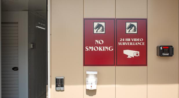 Weathervane Self Storage signage
