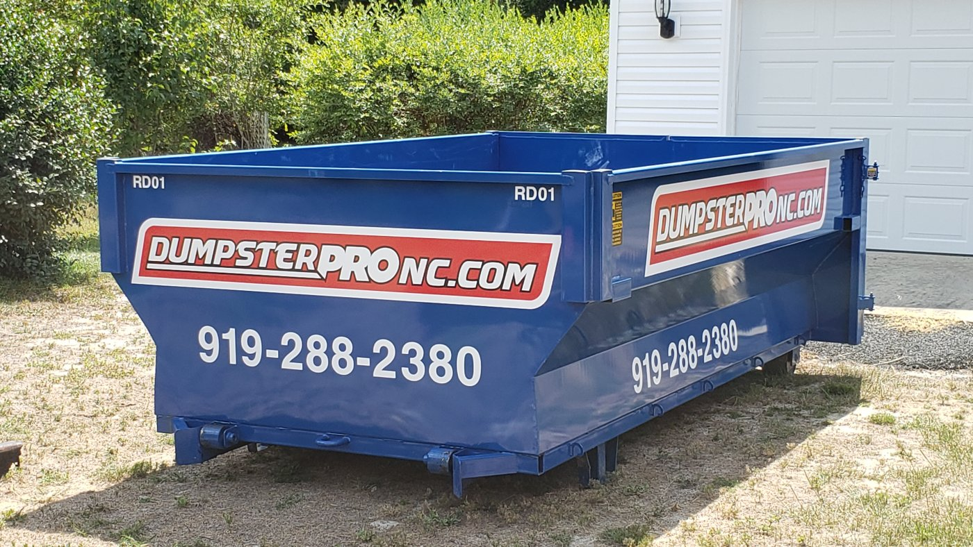 Portable Dumpsters Delivered Right To Your Door