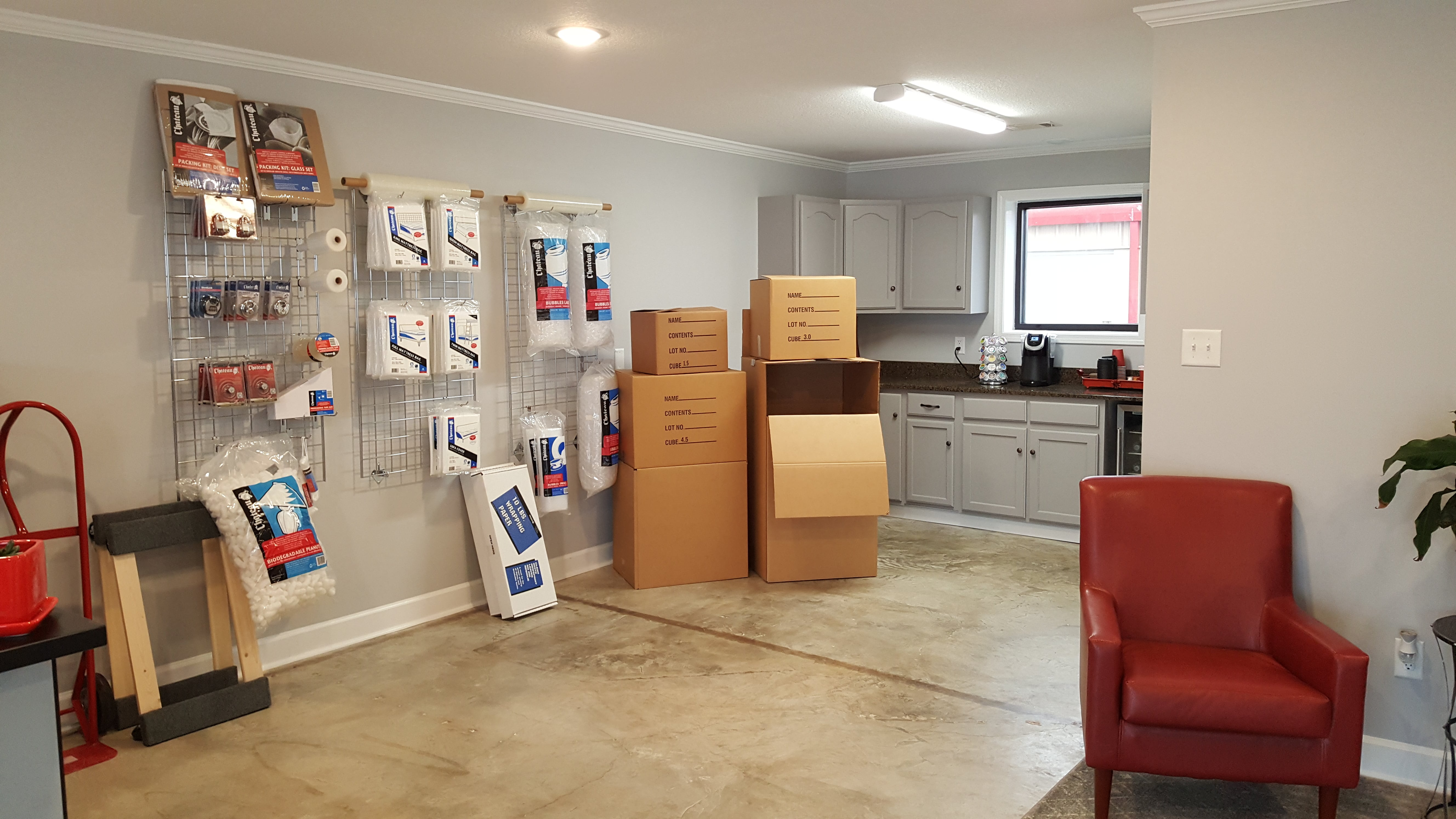Moving Supplies on Mead Drive Jonesboro AR