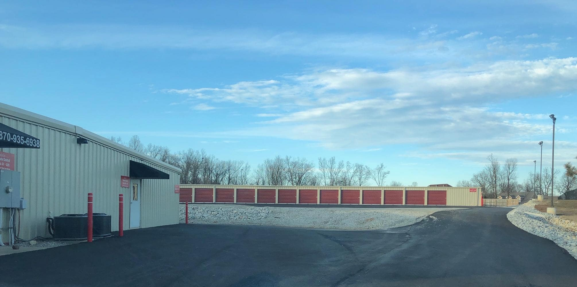 Exterior Storage Units in Brookland AR