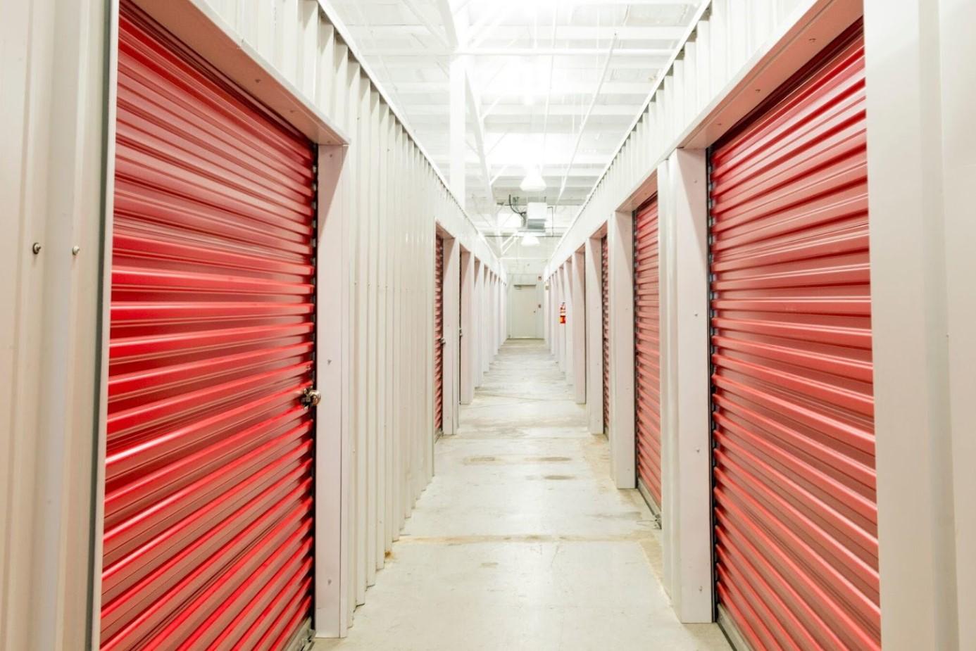 Interior Storage Units Grand Oaks