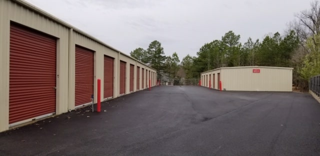 Drive Up Storage Units in Paragould AR