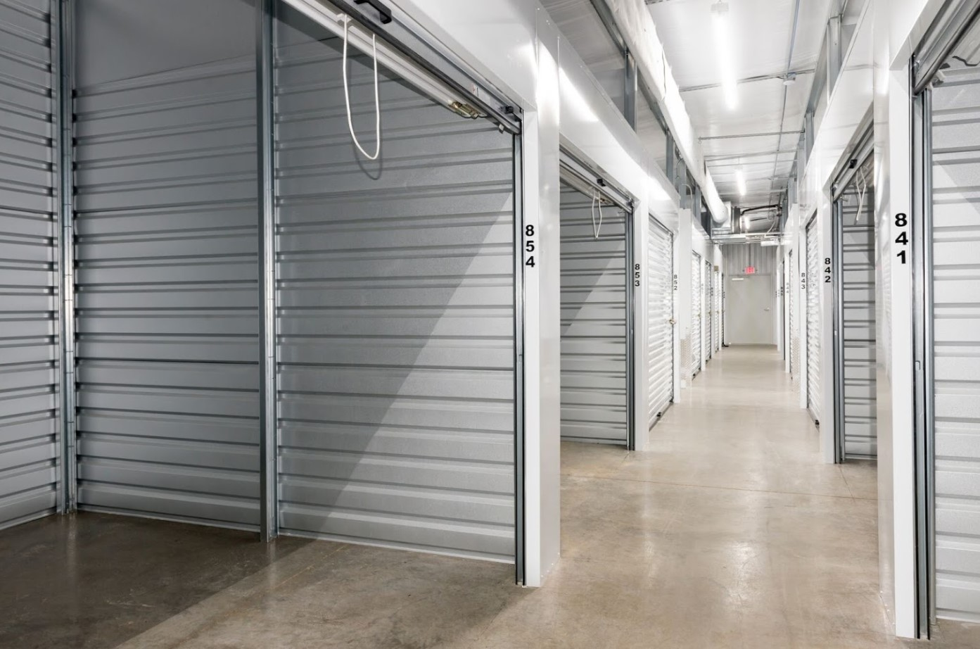 Temperature Controlled Storage Units Oxford MS