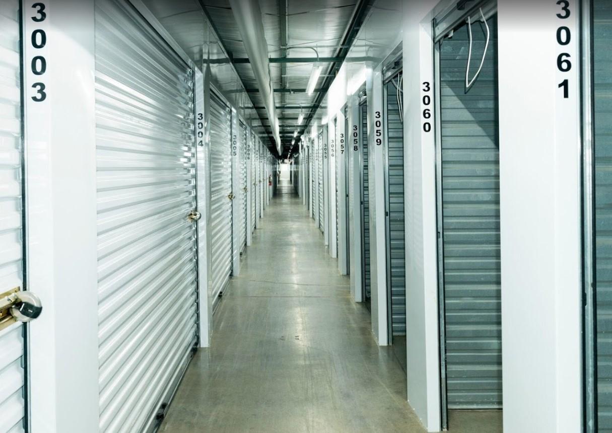 Interior Storage Hallway