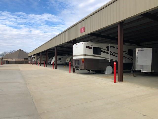 Covered RV Storage Jonesboro AR