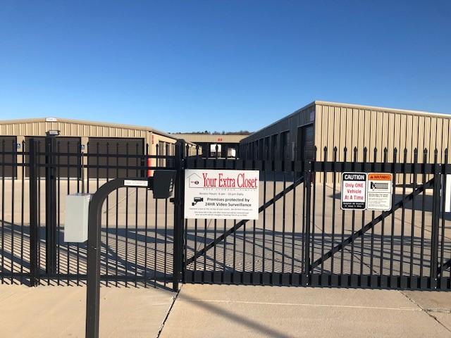Jonesboro AR Gated Self Storage