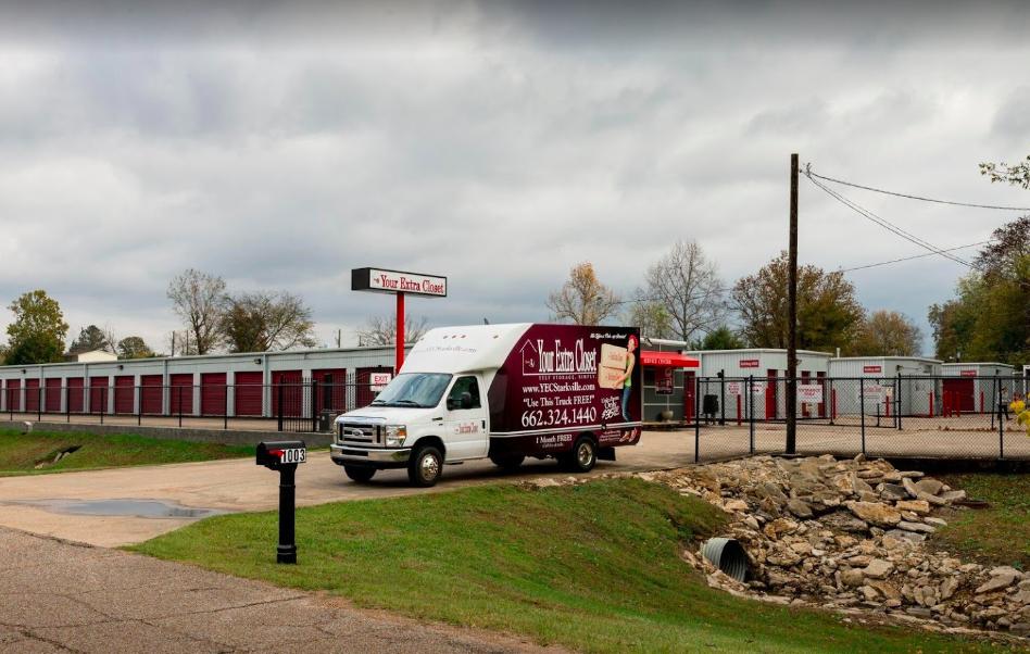 Truck Rentals in Starkville, MS