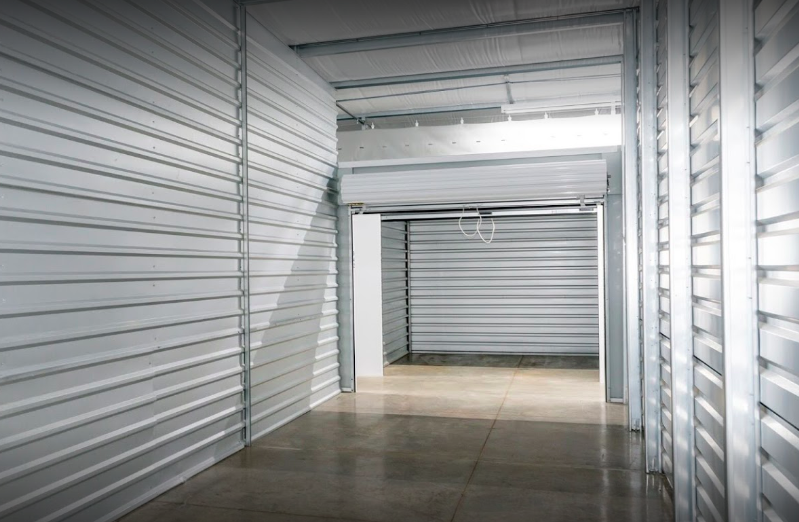 Inside Storage Unit Oxford, MS