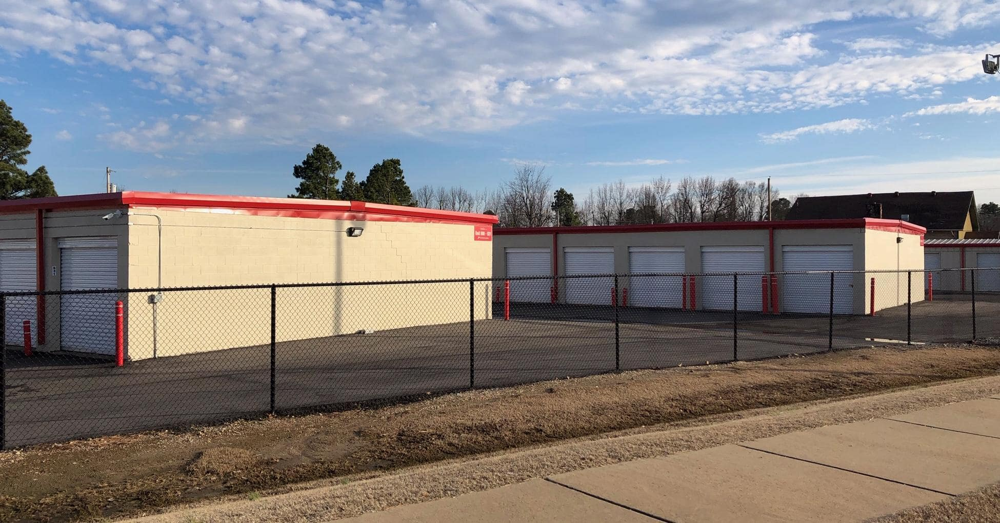 Fully Fenced Self Storage in Paragould AR