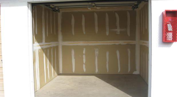 Interior of Storage Unit in Albuquerque, NM