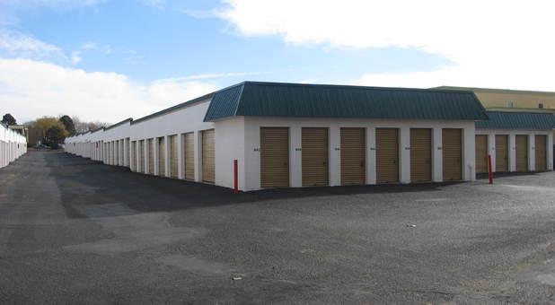 Storage Unit Building Albuquerque, NM