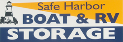 Safe Harbor Boat and RV Storage logo