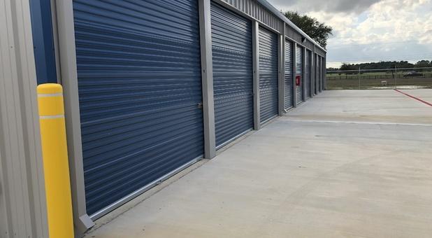 Self storage units in Cypress, TX