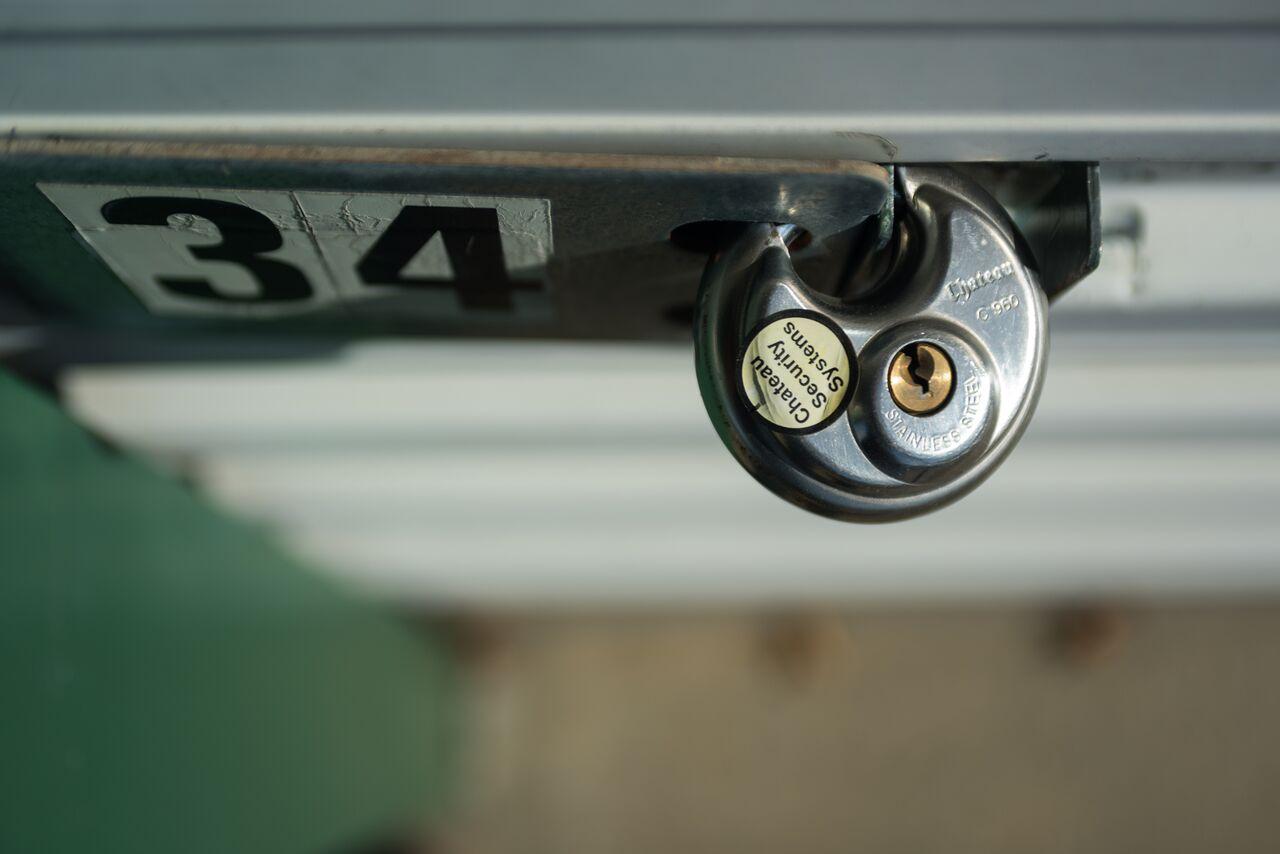 Secure Locks
