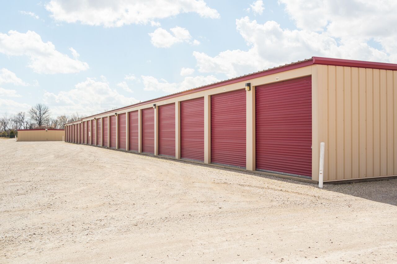 Storage Units in Pittsburg, KS