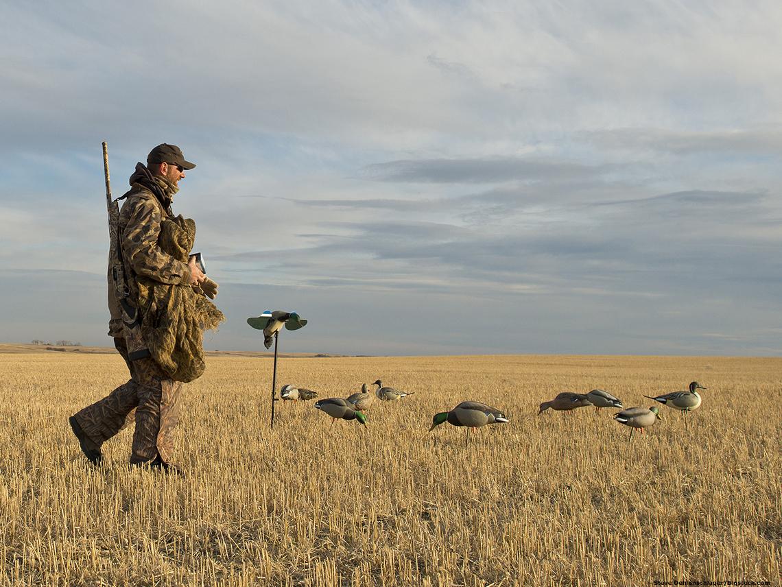 Hunting Equipment Storage