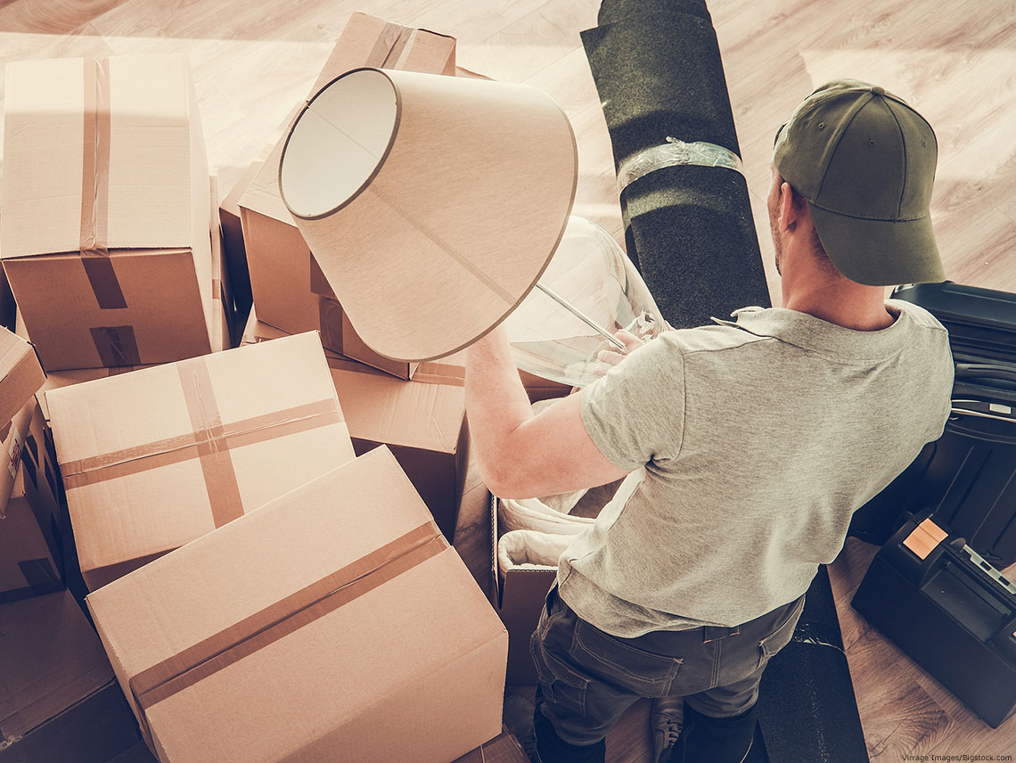 The Top 5 Biggest Packing and Moving Mistakes | Countryside Self Storage