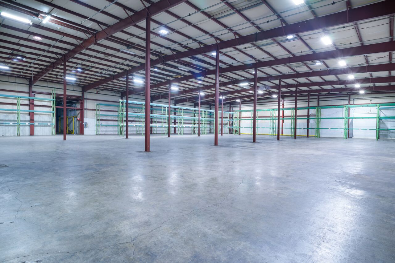 Climate Control warehouse space