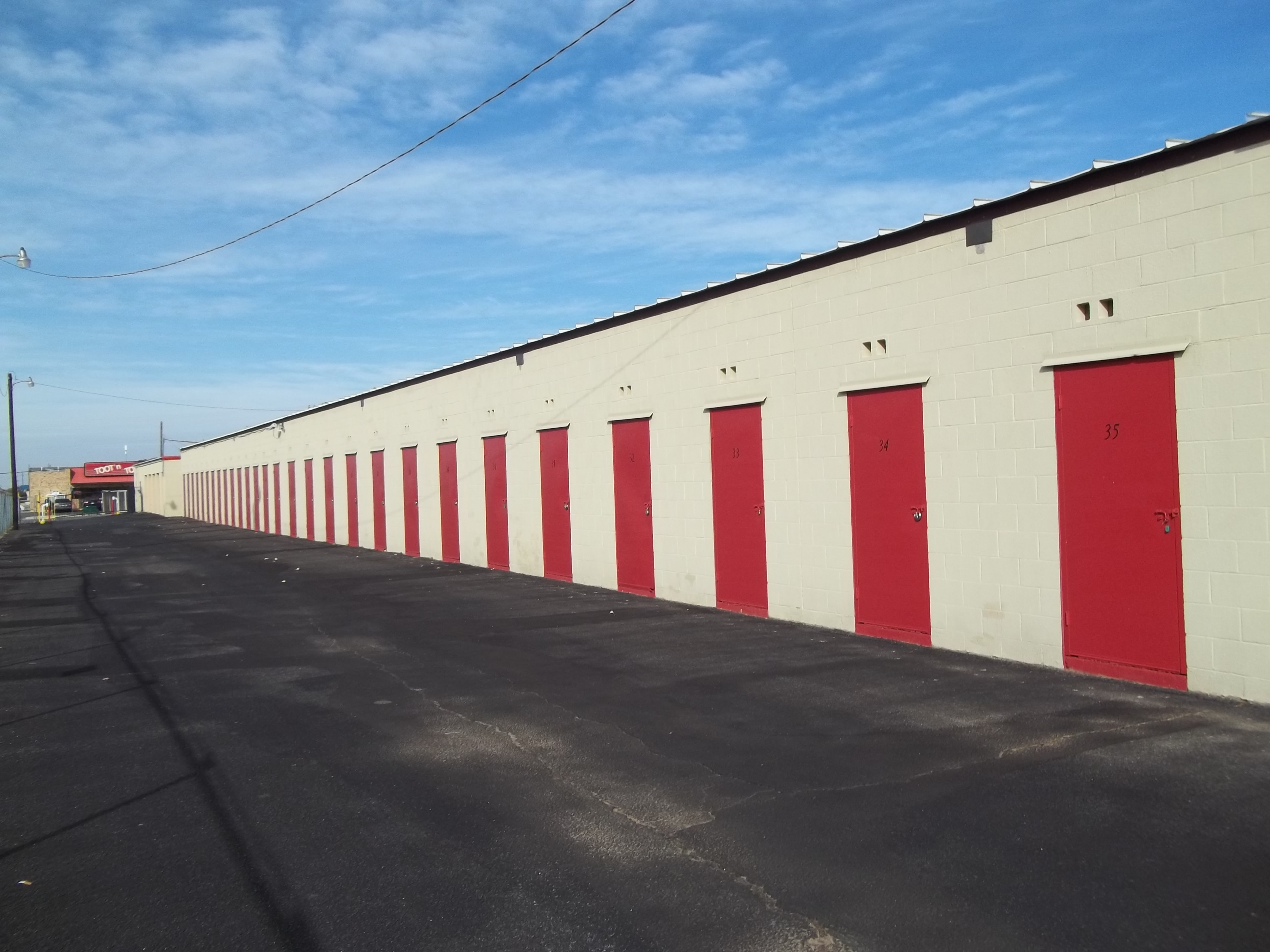U-Store-It Units near Amarillo, TX