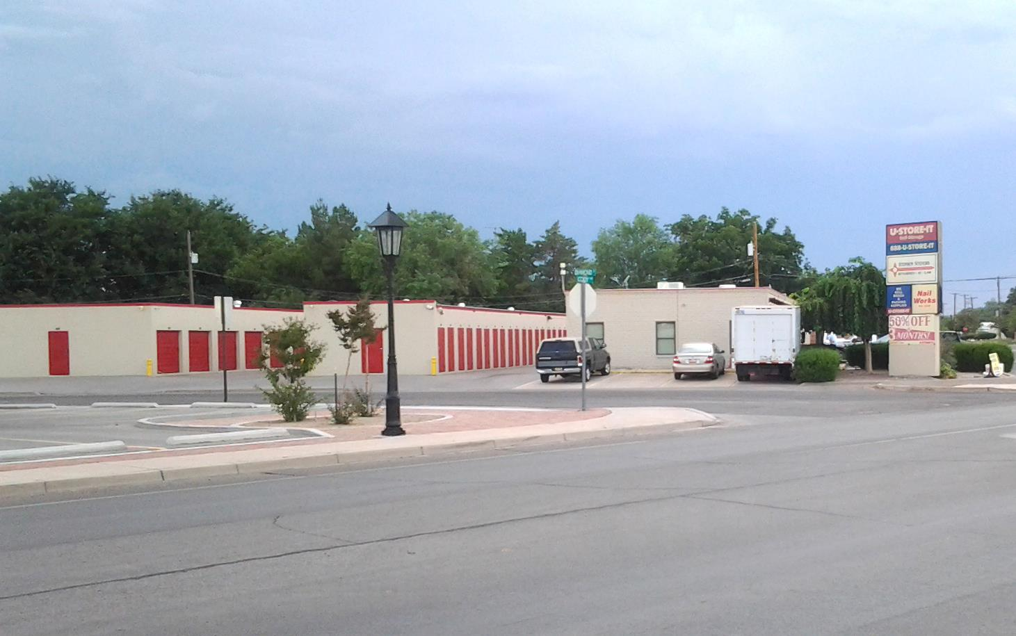 Drive Up Access in Deming, NM