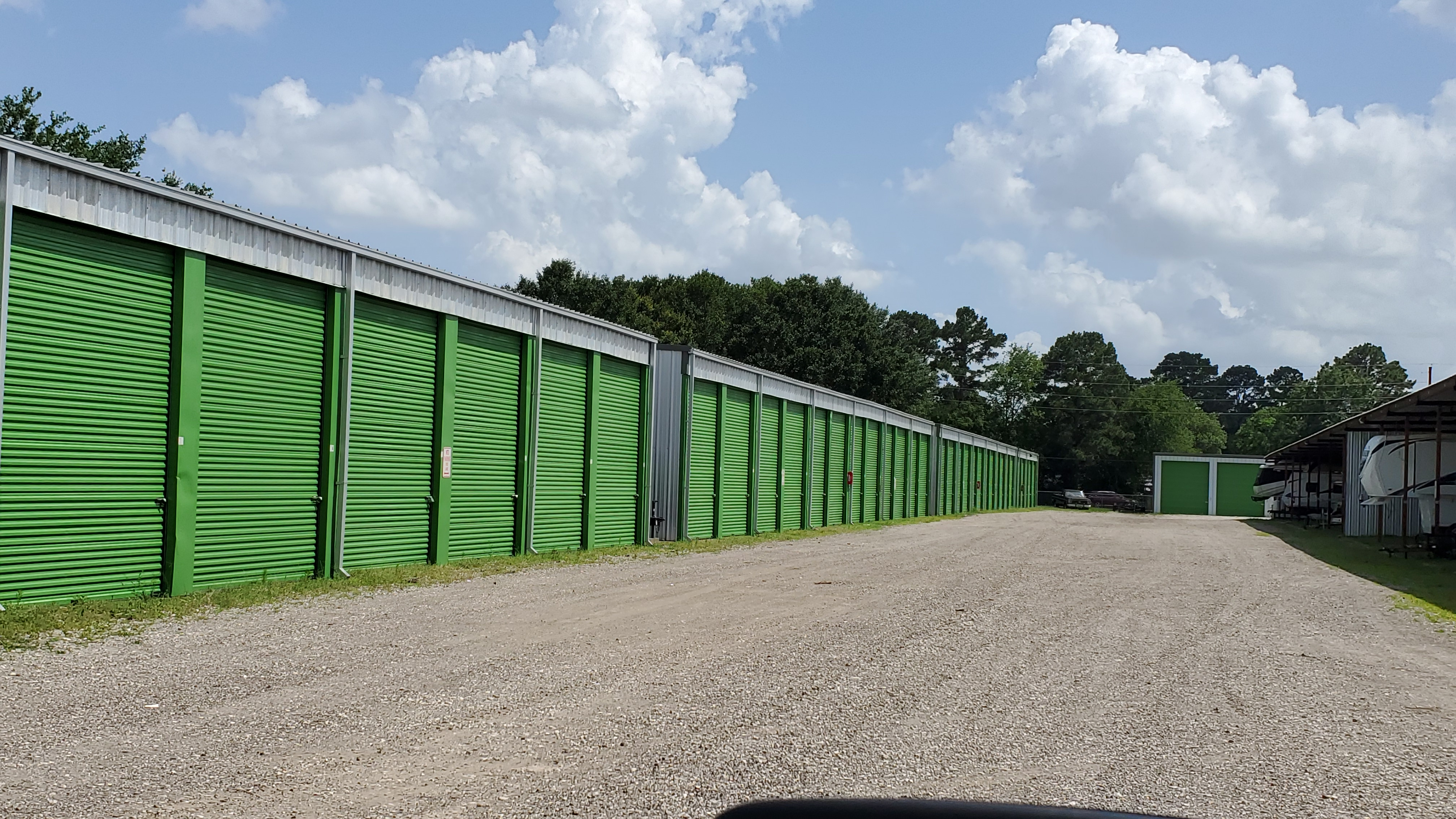 Greenfill Cypress Texas Storage Units