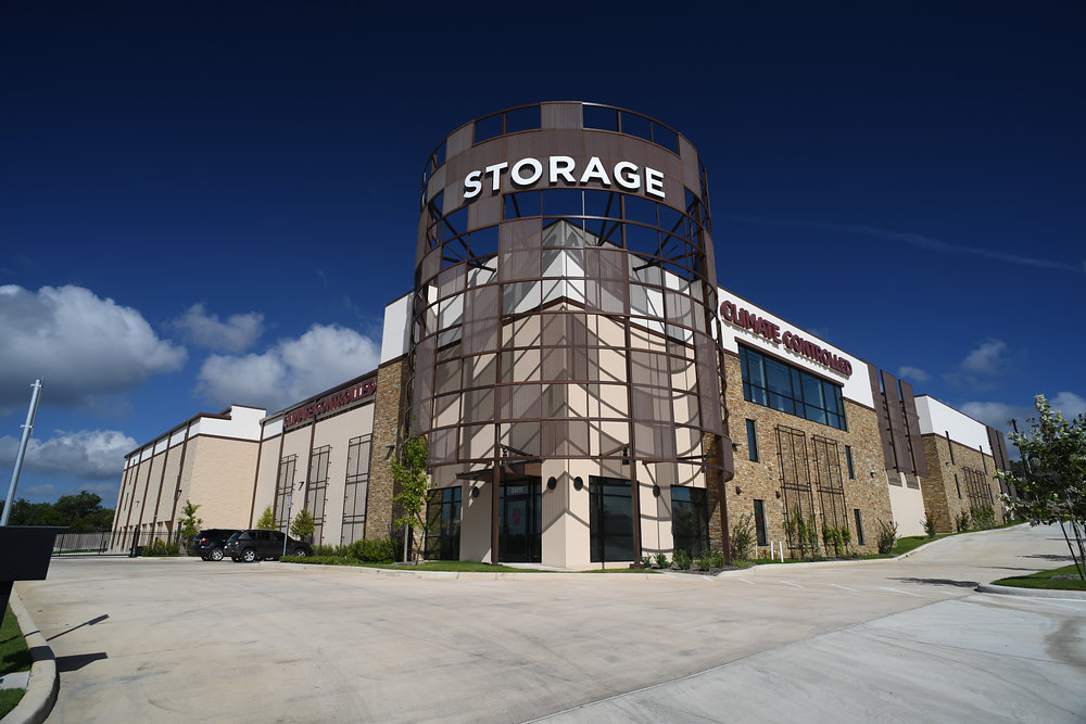 Argus Owned Storage Facility