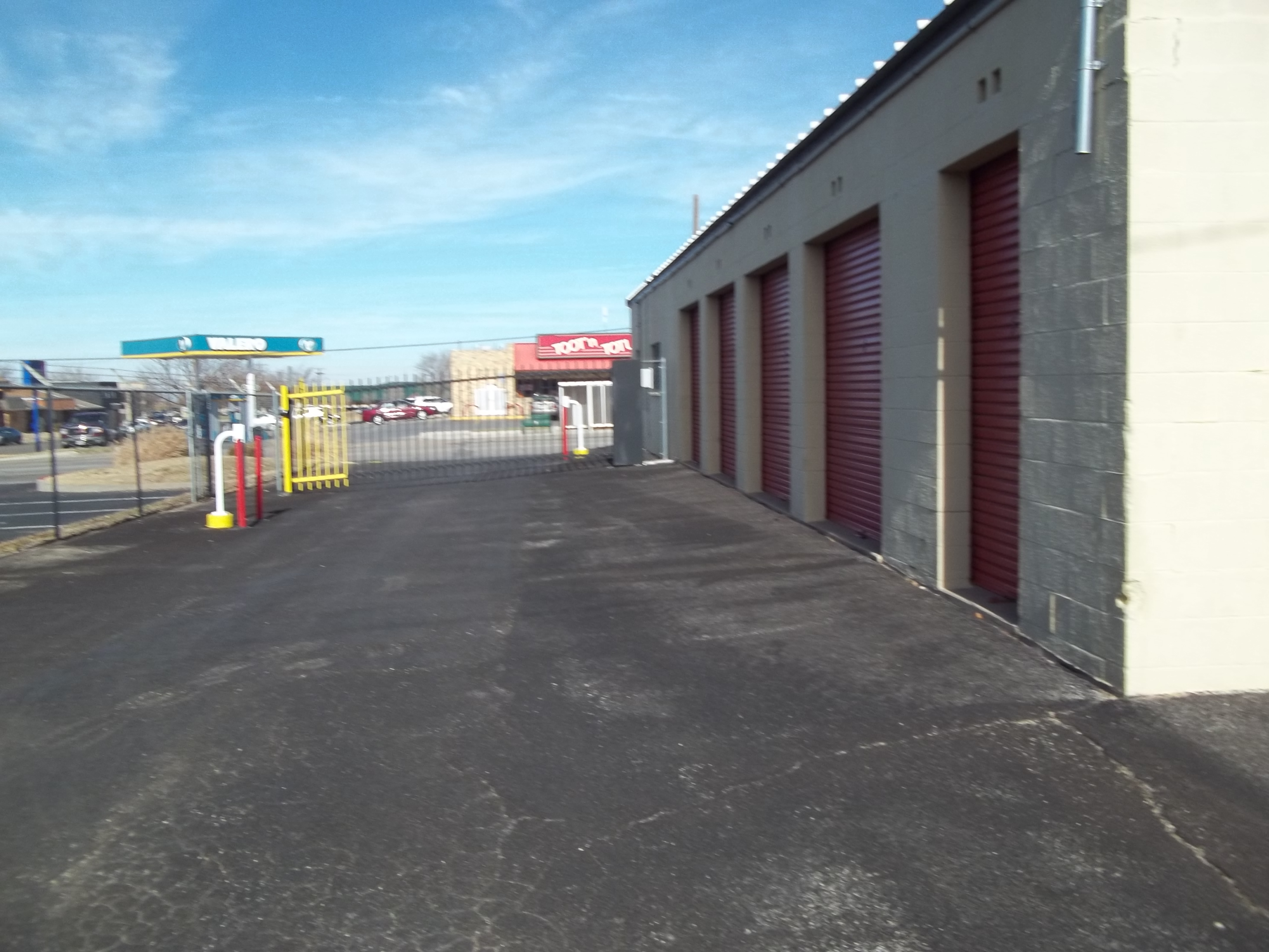 Drive Up Access in Amarillo, TX
