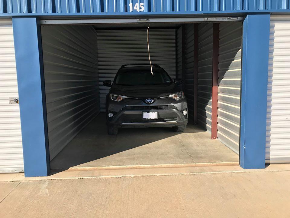 Car in Unit