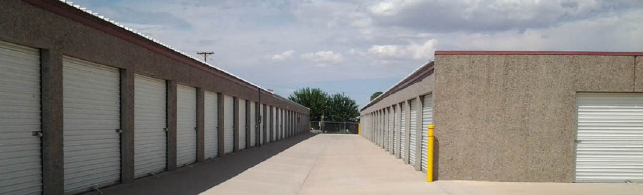 Self Storage Near Truth and Consequences, NM