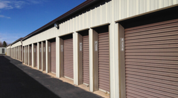 Drive-up accessible self storage units available at ace Self-Storage in Boulder, CO