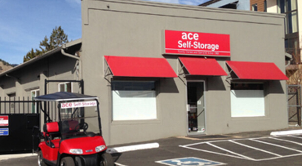 You are supporting a local business by renting with ace Self-Storage in Boulder, CO