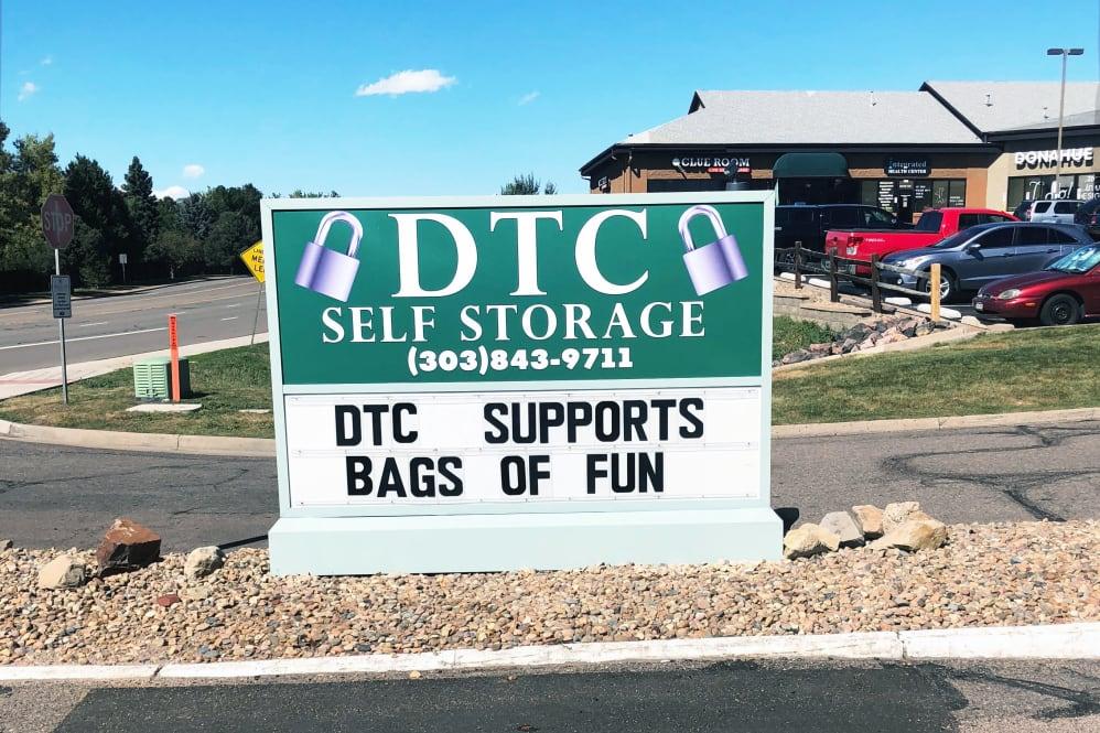DTC Self Storage