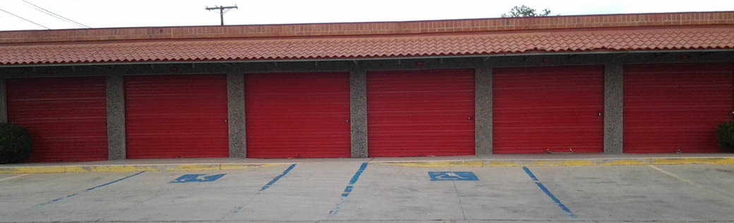Exterior Large Storage Units in Deming, NM