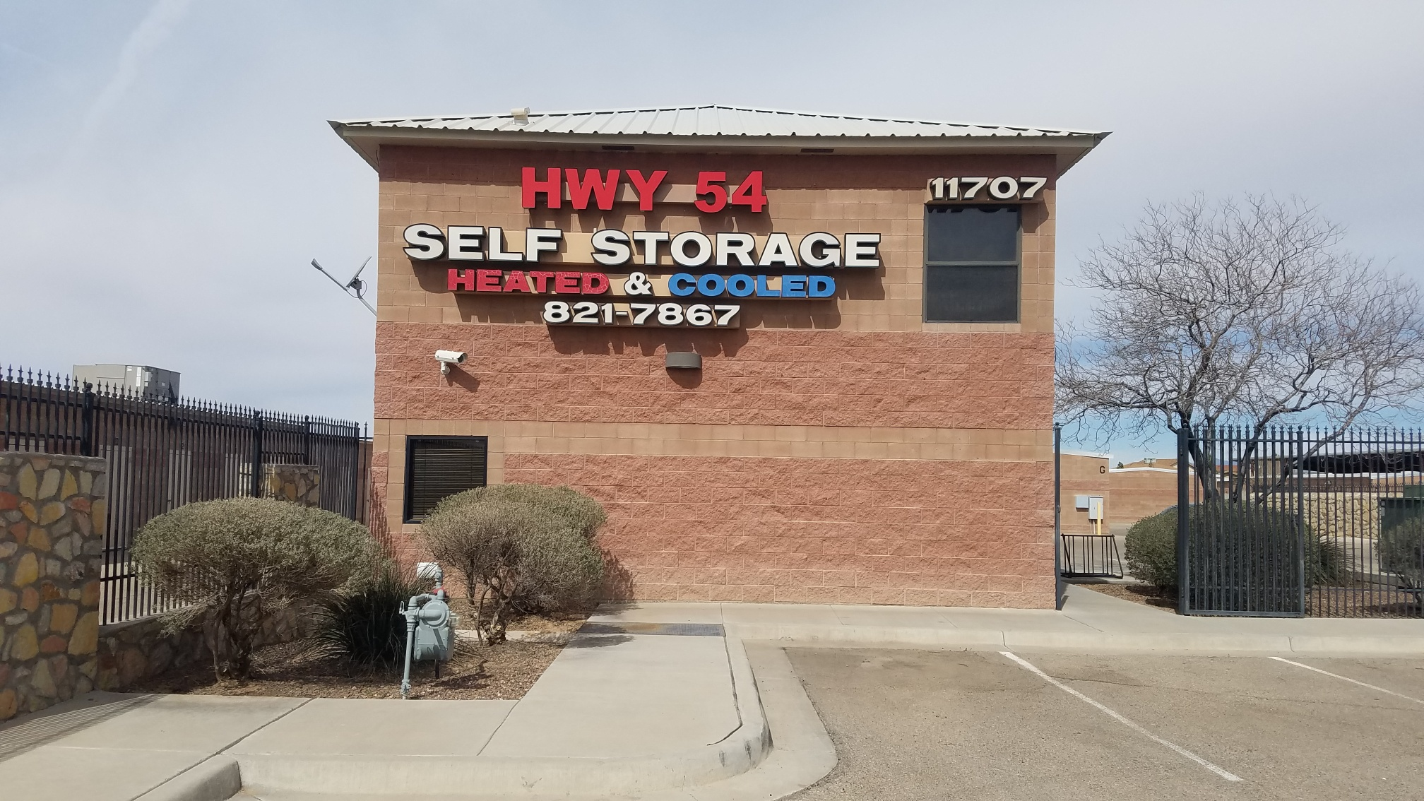 Hwy 54 Self Storage