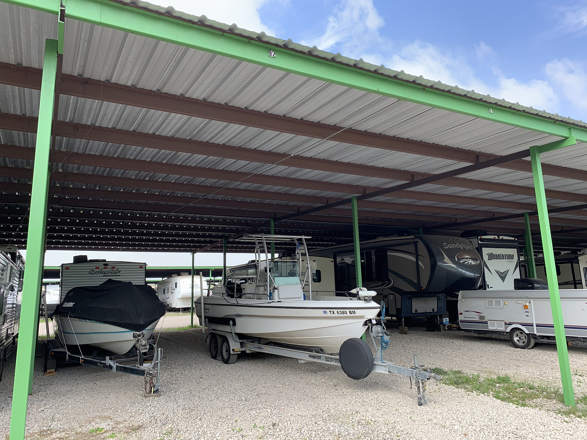 Boat and Trailer Storage Cypress
