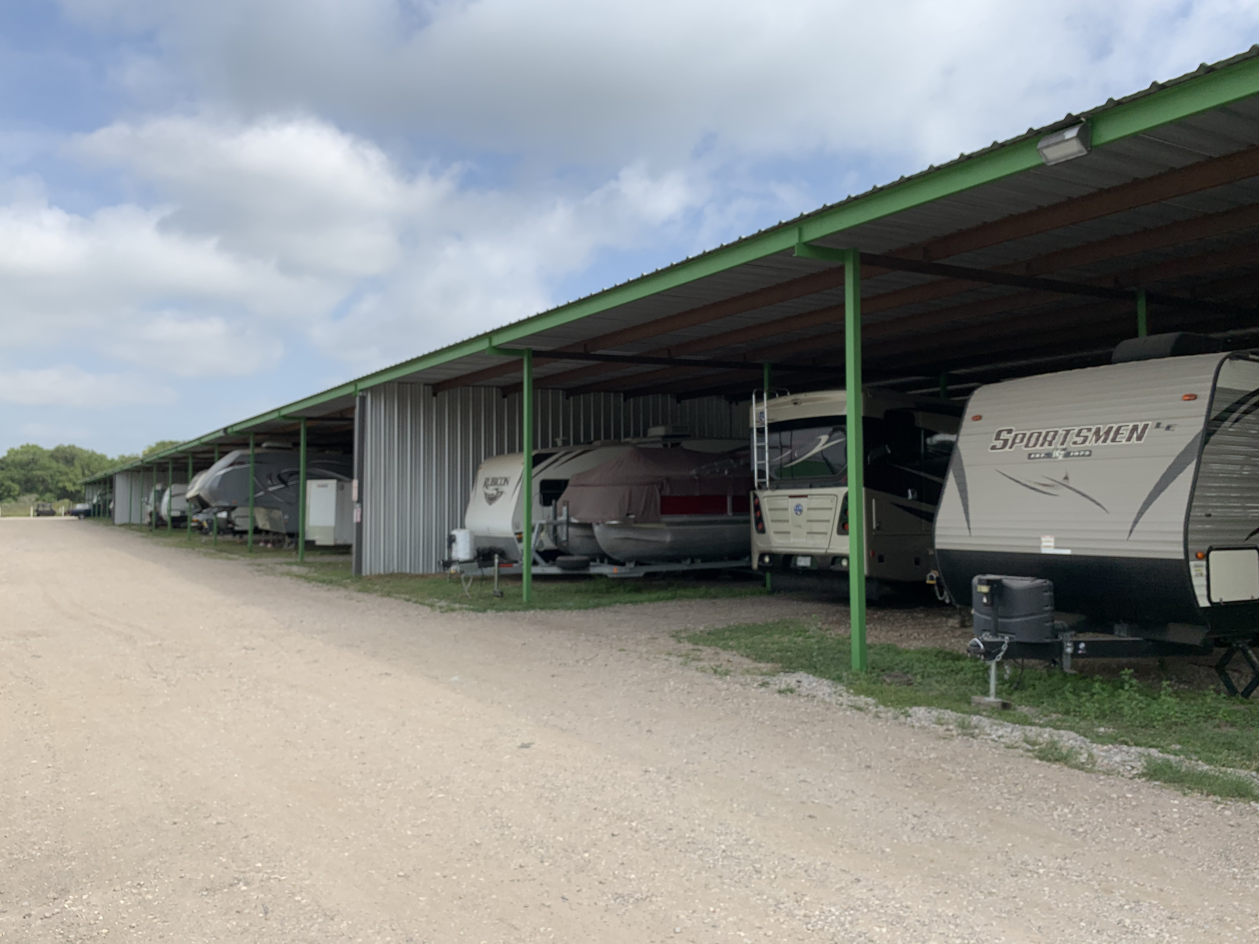 RV and Boat Storage Covered